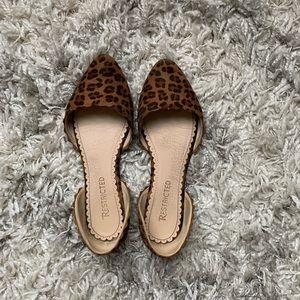 Cheetah Flats from TJ Maxx